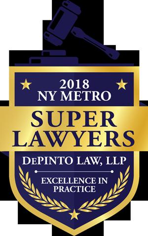 2018 NY Metro Super Lawyers List